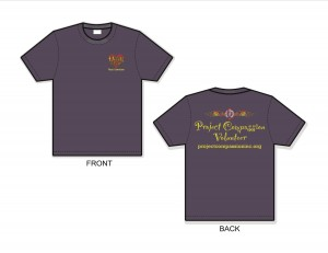 Project Compassion 2013 Shirts