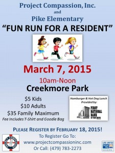 fun run 2015 flyer