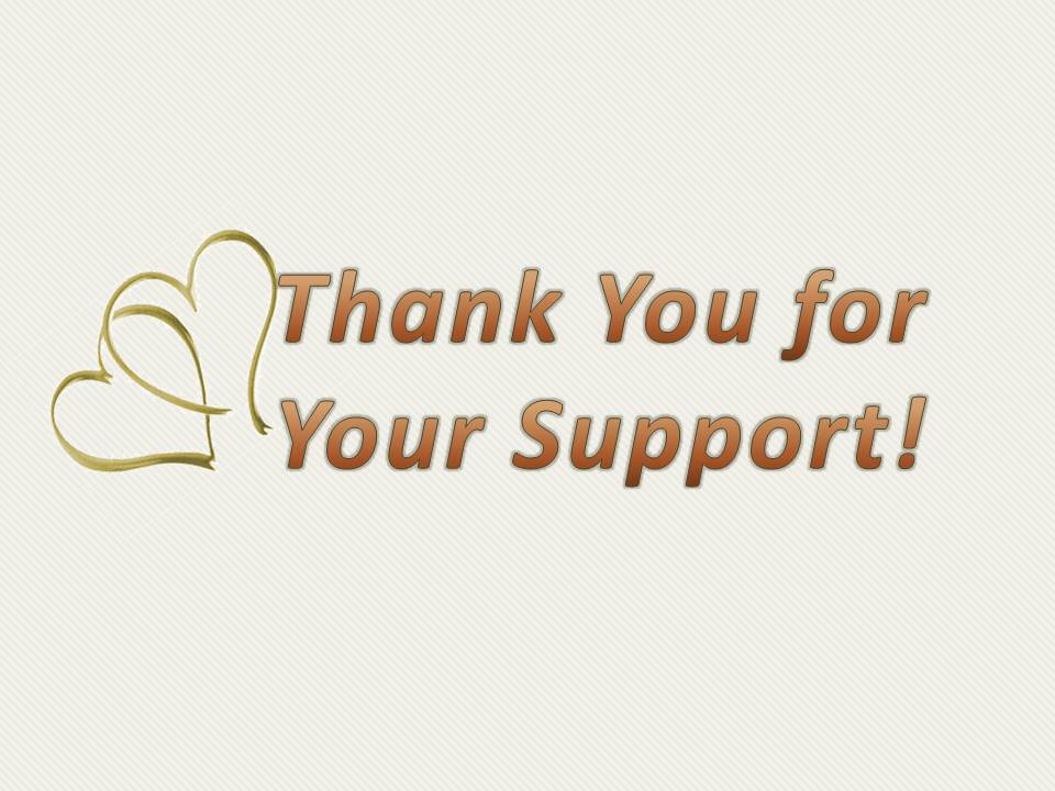 Hearts Of Gold Campaign Thank You Project Compassion