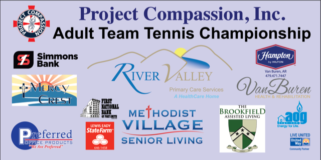 Adult Team Tennis Championship Sponsors
